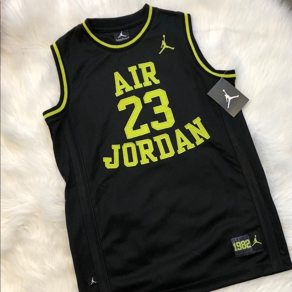 online store 223f1 e6109 NWT! $45 Nike Air Jordan Jersey 🌟 NWT